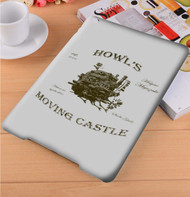 How's Moving Castle Studio Ghibli iPad Samsung Galaxy Tab Case