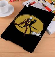 Jack Skellington Tintin Nightmare Before Christmas iPad Samsung Galaxy Tab Case