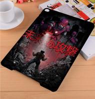 Attack on Titan Wolverine X-Men iPad Samsung Galaxy Tab Case