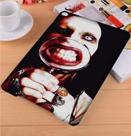 Marilyn Manson iPad Samsung Galaxy Tab Case