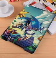 Sonic The Hedgehog iPad Samsung Galaxy Tab Case