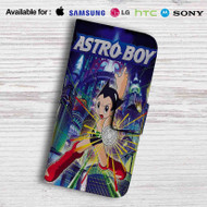 Astro Boy Leather Wallet iPhone 5 Case