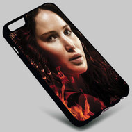 Katniss Everdeen The hunger Games Mockingjay on your case iphone 4 4s 5 5s 5c 6 6plus 7 Samsung Galaxy s3 s4 s5 s6 s7 HTC Case
