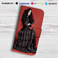 Cher Leather Wallet iPhone 5 Case