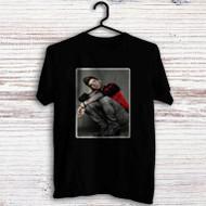 Adam Lambert Tattoo Custom Men Woman T Shirt