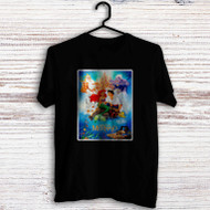 Disney Ariel The Little Mermaid and Prince Custom Men Woman T Shirt