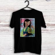 Disney Mulan Custom Men Woman T Shirt