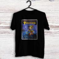 Disney Pinocchio Classic Custom Men Woman T Shirt