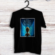 Disney Tinkerbell Wings Custom Men Woman T Shirt
