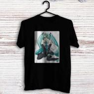 Hatsune Miku Custom Men Woman T Shirt