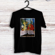 Lady and the Tramp Disney Custom Men Woman T Shirt