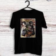 Naruto Shippuden Characters Custom Men Woman T Shirt