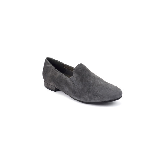 David Tate Lina Grey Suede