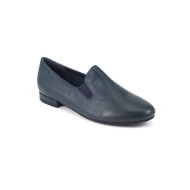 David Tate Lina Navy Suede