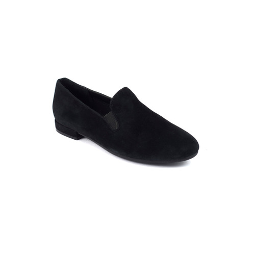 David Tate Lina Black Suede