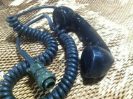 CONNECTOR, 6 PIN RECEPTACLE, #16 CONTACTS, 14S-6P SHELL (RADIO HANDSET)