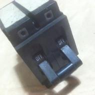 CIRCUIT BREAKER, D.P.,  30 AMP, 74VDC (LOCAL CONTROL, TOILET HTR.) (8458724U)