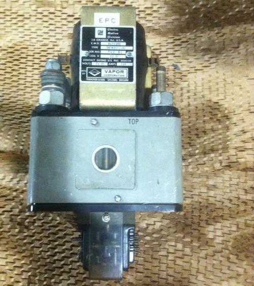 Contactor  2 Pole  30 Amp  74 Vdc  Epc  Pn 8473355u