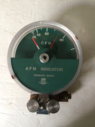 GAUGE, AIR FLOW,GREEN-WITH ADJ POINTER (796-632U)