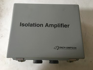ISOLATION AMPLIFIER, SPEED-INDICATOR, 3 CHANNEL (54114-1U)