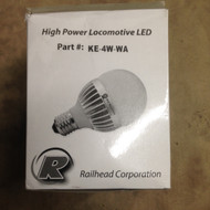 LED Bulb, Wide Angle - PN KE-4W-WA