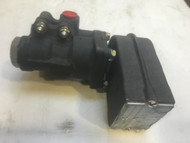 VALVE, MAG, 32V W/RNG LUGS/DIODE