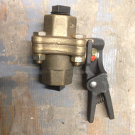 "Ball Valve, 1/2"" Vented, 0-270 (655834)"