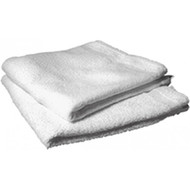 Towels - Cotton Terry White