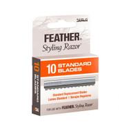 Feather Styling Razor Blades