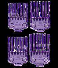 Andis Nano-Silver 2 Magnet Large Guard Set