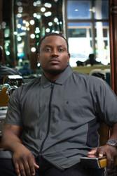Barber Jacket - Barber Strong Gray