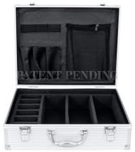 Clipper and Accessory Carry Case Small Silver