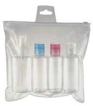Travel Kit - 4 Bottles