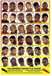 Barber Shop Poster #2