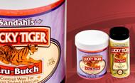 Lucky Tiger Control Wax Jar