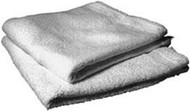 Towels - Deluxe White Cotton