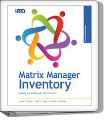 Matrix Manager Inventory (Workshop)