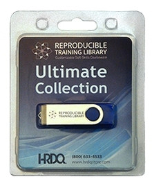 HRDQ Reproducible Training Library Ultimate Collection