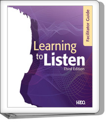 Learning To Listen Facilitator Set