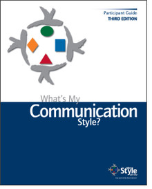 What's My Communication Style Self Assessment 5-Pack