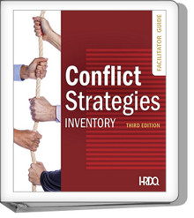 Conflict Strategies Inventory Facilitator Set