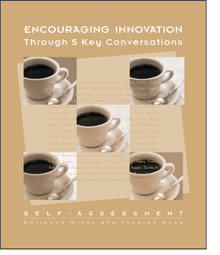Encouraging Innovation - 5 Key Conversations Self Assessment 5-Pack