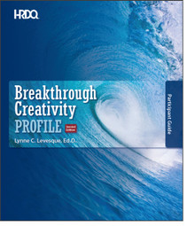 Breakthrough Creativity Profile Self Assessment 5-Pack