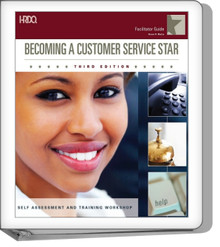 Becoming A Customer Service Star Facilitator Guide