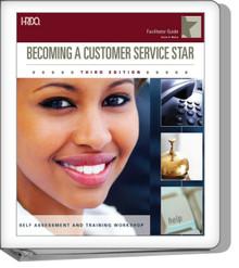 Becoming A Customer Service Star Facilitator Set