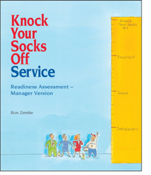 Knock Your Socks Off Service Manager Self Assessment