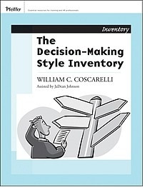 Decision Making Style Inventory Self Assessment