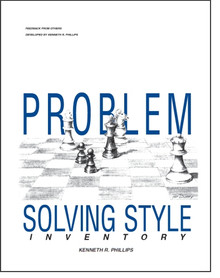 Problem Solving Style Inventory Observer Form 5-Pack