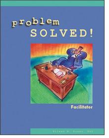Problem Solved Facilitator Set