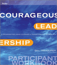 Courageous Leadership Participant Workbook 5-Pack